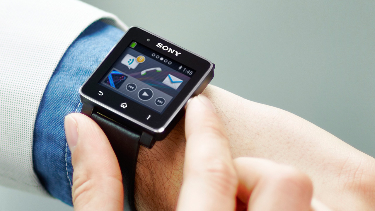 Ceas Sony Smartwatch 2 Metal, Black
