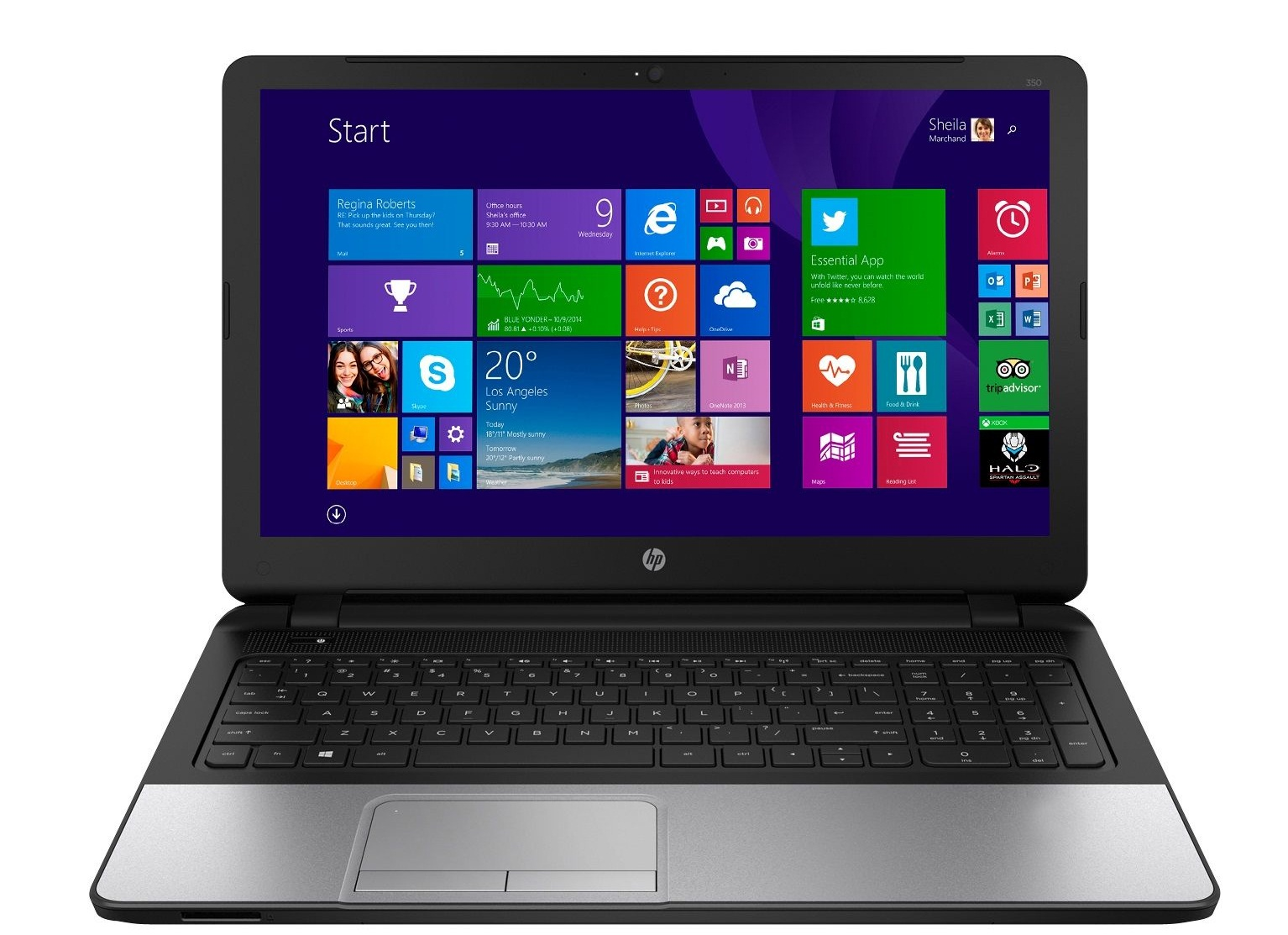 Laptop HP 350 G2
