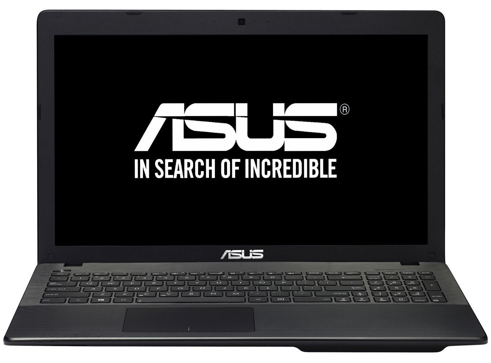 Laptop Asus X553MA-XX432D, Intel Celeron Quad-Core, Memorie 4GB, HDD 500GB, Intel HD Graphics, Free DOS
