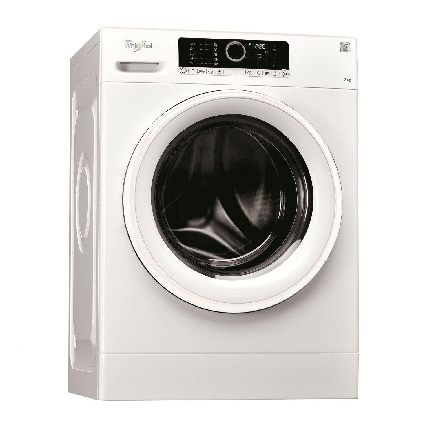 Masina de spalat Whirlpool FSCR 70211, 7 kg, 1200 rpm, clasa energetica A+++