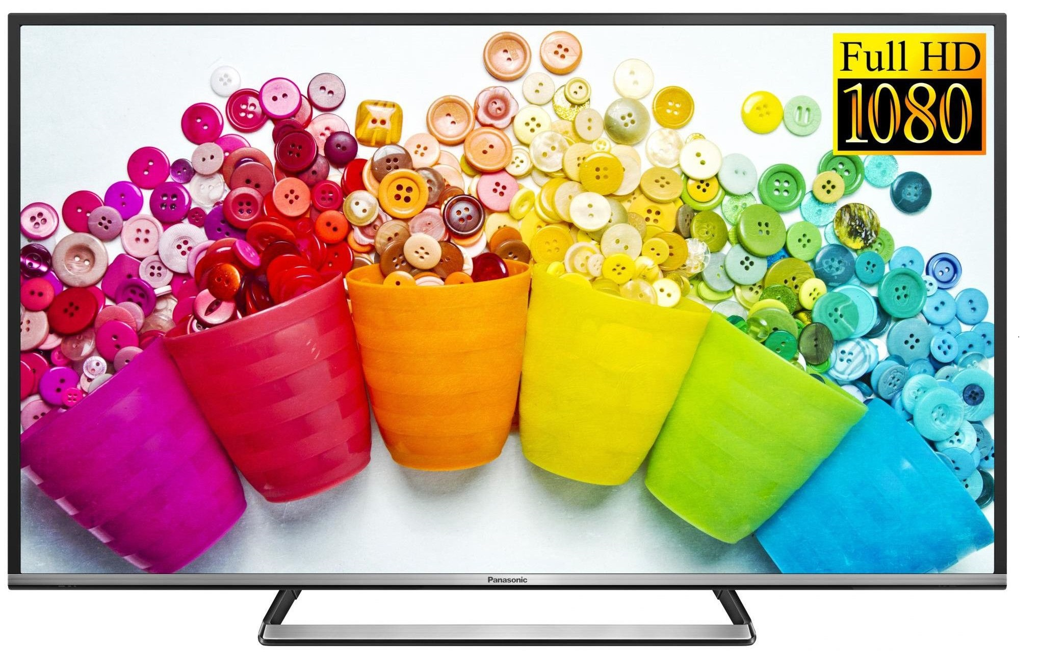 Televizor LED Smart Panasonic, 139 cm, TX-55CS520E, Full HD