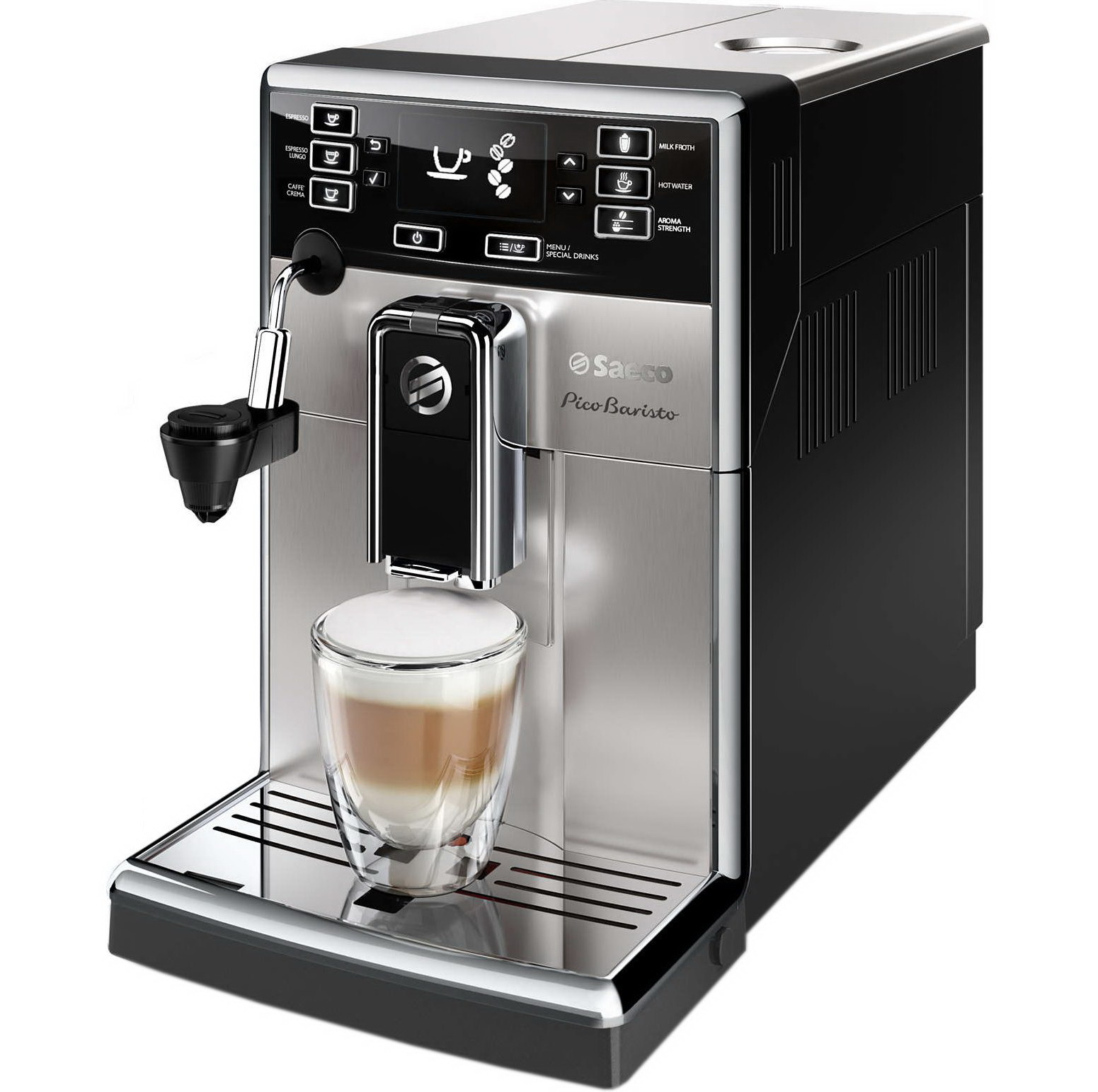 Philips Saeco PicoBaristo HD8924 09