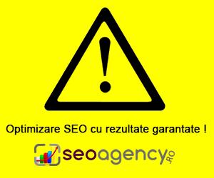 Agentie SEO de promovare site