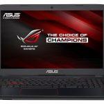ASUS ROG GL552V – laptop de gaming cu un design atent conceput si o performanta maxima!