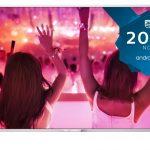 Philips 32PFS5501/12 – Smart TV cu design ultrasubtire, ecran Full HD de 80 cm si Android TV!
