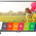 LG 32LH570U – Smart TV nou cu design modern, ecran HD de 32 inch si sunet captivant!