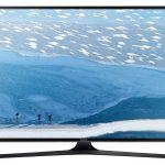 Samsung 50KU6092 – Smart TV cu diagonala mare de 50 inch si rezolutie UHD 4K, din gama 2016!