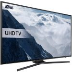 Samsung 55KU6000 – televizor LED Smart nou si modern, cu ecran UHD 4K de 55 inch!