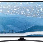 Samsung 55KU6092 – Smart TV cu diagonala mare de 55 inch si rezolutie UHD 4K, din gama 2016!