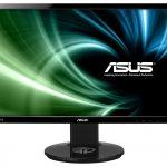 ASUS VG248QE – monitor LED 3D dedicat jocurilor, cu design ergonomic si ecran TN FHD de 24 inch!