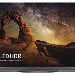 LG OLED65E6V – televizor OLED Smart cu ecran UHD 4K de 65 inch si sunet captivant de 40 W!