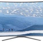 Televizor LED Curbat Smart Samsung, 108 cm, 43KU6502, 4K Ultra HD – design ireprosabil