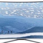 Televizor LED Curbat Smart Samsung, 163 cm, 65KU6500, 4K Ultra HD – cu conectare la internet
