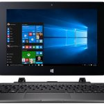 Acer Aspire Switch One SW1-011-18H5 – laptop 2-in-1 cu design elegant, ecran IPS WXGA de 10,1 inch si Windows 10!