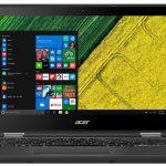 Acer Spin SP513-51-769U – laptop convertibil si performant de 13,3 inch, cu Windows 10!