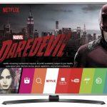 LG 43UH668V – Smart TV cu design modern, ecran IPS 4K de 43 inch si sunet excelent!