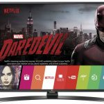 LG 49LH630V – Smart TV cu design metalic modern si ecran Full HD de 123 centimetri!