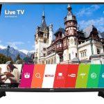 LG 49UH6107 – Smart TV cu ecran 4K UHD de 49 inch si sistem de operare LG webOS 3.0!
