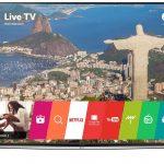 LG 50UH635V – Smart TV nou cu design modern, ecran 4K de 50 inch si sunet excelent!