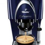 Espressor Tchibo Cafissimo Classic Nightflight Limite Edition, 15 bar, 1.5 l, Capsule, Albastru – cu 3 tipuri de presiune