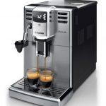 Espressor automat Saeco Incanto HD8914/09, 1850W, Sistem automat spumare a laptelui, 5 varietati de cafea, AquaClean, 15 bar, 1.8l, Inox/Negru – cu tehnologii inovatoare
