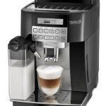 Espressor automat DeLonghi Magnifica S ECAM 22360, 1450W, 15 bar, 1.8 l, Negru/Inox – cu funcţii şi sisteme inteligente