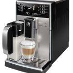 Espressor automat Saeco PicoBaristo HD8927/09, 1850W, 15 bar, 1.8l, recipient lapte 0.5l, Inox – îți prepară cafeaua printr-o singură atingere
