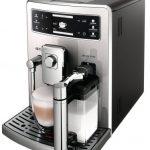 Espressor automat Saeco Xelsis Evo HD8953/19, 1500W, 15 bar, 1.6l, recipient lapte 0.5l, Negru/Argintiu – oferă cafele personalizate