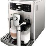 Espressor automat Saeco Xelsis Evo HD8954/09, 1500W, 15 bar, 1.6l, recipient lapte 0.5l, Argintiu – îți oferă cafele personalizate