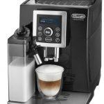 Espressor automat DeLonghi ECAM 23.460, 1450 W, 15 bar, 1.8 l, Argintiu – oferă cafele preparate profesional