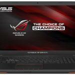 ASUS ROG GL753VD-GC027 – laptop de gaming cu ecran FullHD de 17,3 inch si configuratie hardware de top!