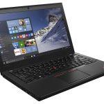 Lenovo ThinkPad X260 – laptop ultra-portabil si performant de 12,5 inch, la pachet cu Windows 10 Pro!