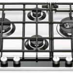REVIEW: Hotpoint PKL 641 D2 IX HA EE – Cu arzator wok și design din inox!
