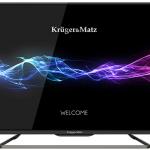 REVIEW: Televizor Full HD, Kruger&Matz 32 inch – Cu suport de perete!