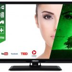 Horizon 24HL7110H – Smart TV cu design modern, ecran HD de 24 inch si sunet captivant!