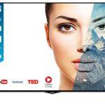 Horizon 40HL8510U – televizor LED Smart cu ecran 4K de 40 inch si sistem audio Nicam de 20W!