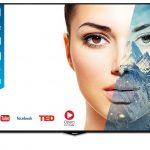 Horizon 49HL8510U – Smart TV cu design modern, ecran 4K de 49 inch si sistem audio Nicam!